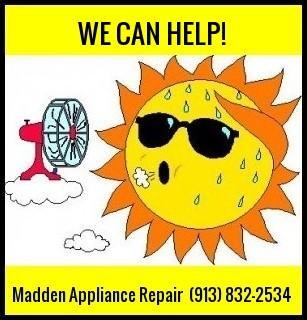 madden appliance repair kc